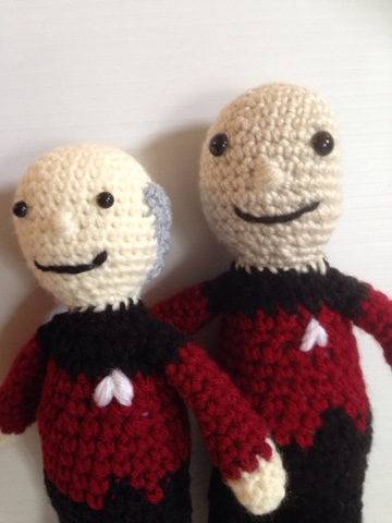 Jenns Yarn Addiction: Crocheted Picard