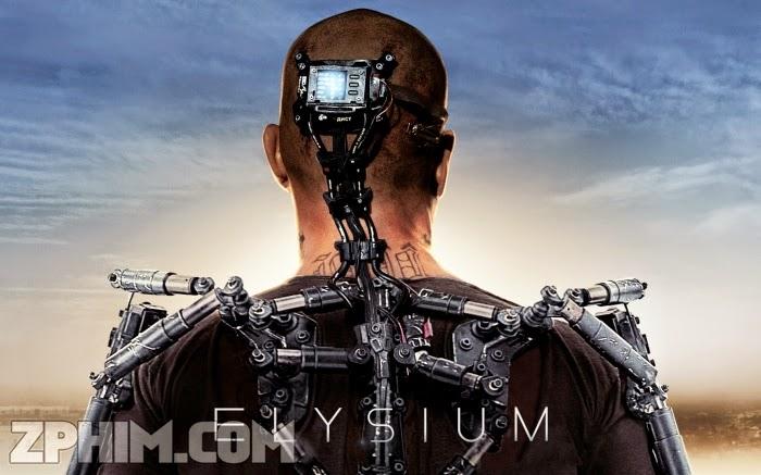 Ảnh trong phim Kỷ Nguyên Elysium - Elysium 1
