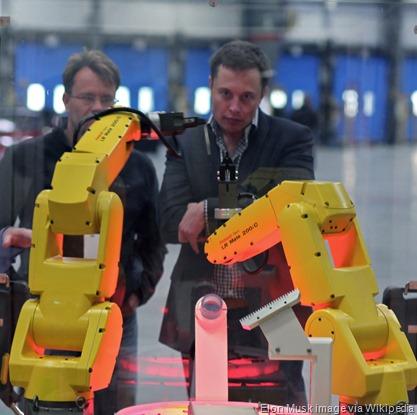 Elon-Musk-robot-assembly