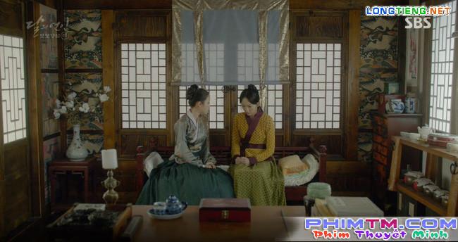 """Moon Lovers: """"Mười"""" Baekhyun chính thức có nụ hôn màn ảnh đầu tiên! - Ảnh 11."""