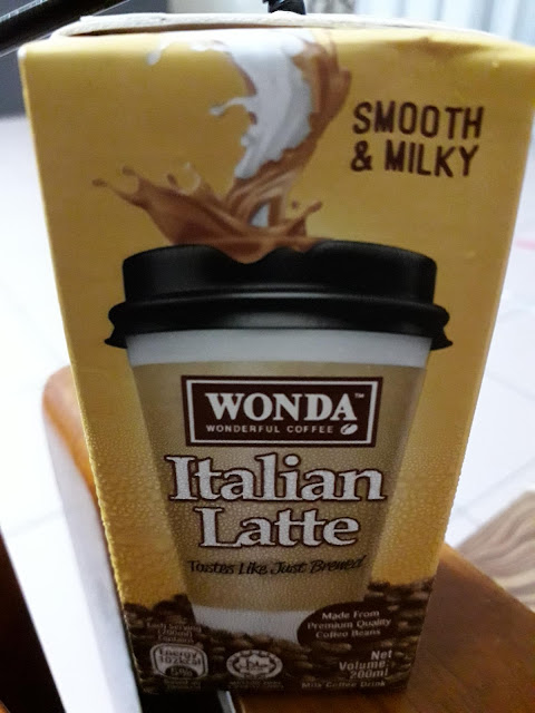 Wonda Coffee: Italian Latte