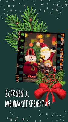 Zum 1. Weihnachtsfeiertag