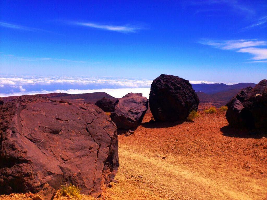 pozostałość po erupcji