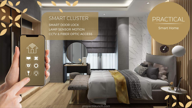 Smart Home Monterrey Citraland Cibubur