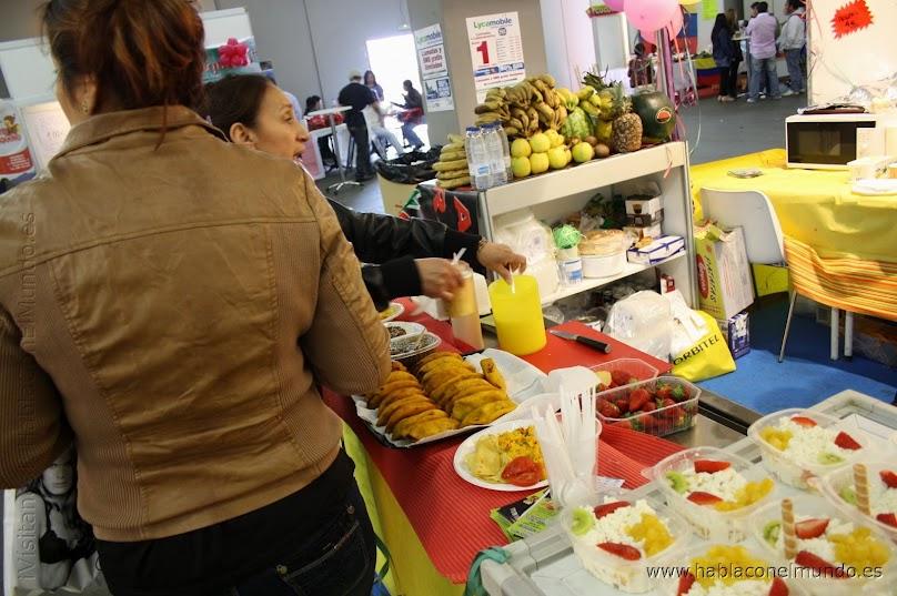 Fruta y comida sana
