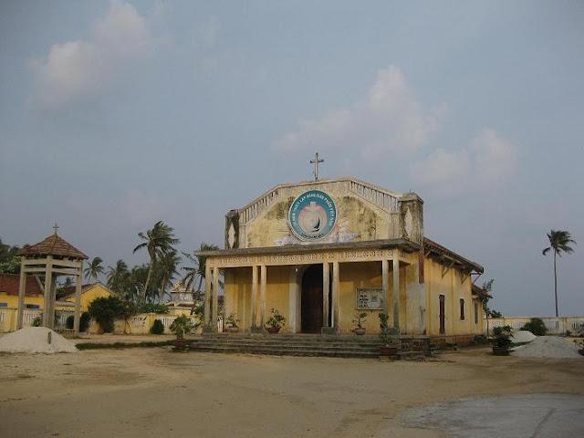 Giáo xứ Lý Sơn nhiều thời để nhớ