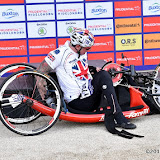 OIC - ENTSIMAGES.COM - Hand Cyclist  at the Prudential RideLondon Grand Prix 2016    in London  29th July 2016 Photo Mobis Photos/OIC 0203 174 1069