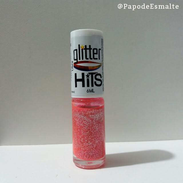 Esmalte da Vez: Libra Coleção Glitter Holográfico da Hits Speciallità