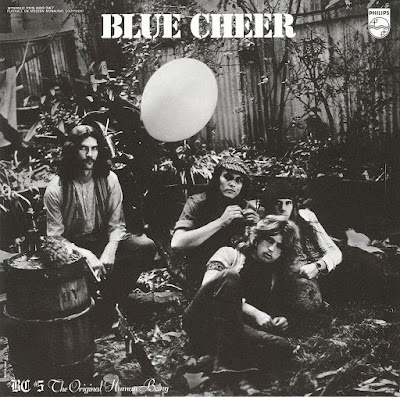 Blue Cheer ~ 1970 ~ The Original Human Being