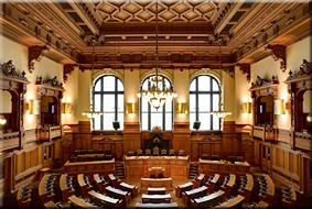 Parlamento de Hamburgo
