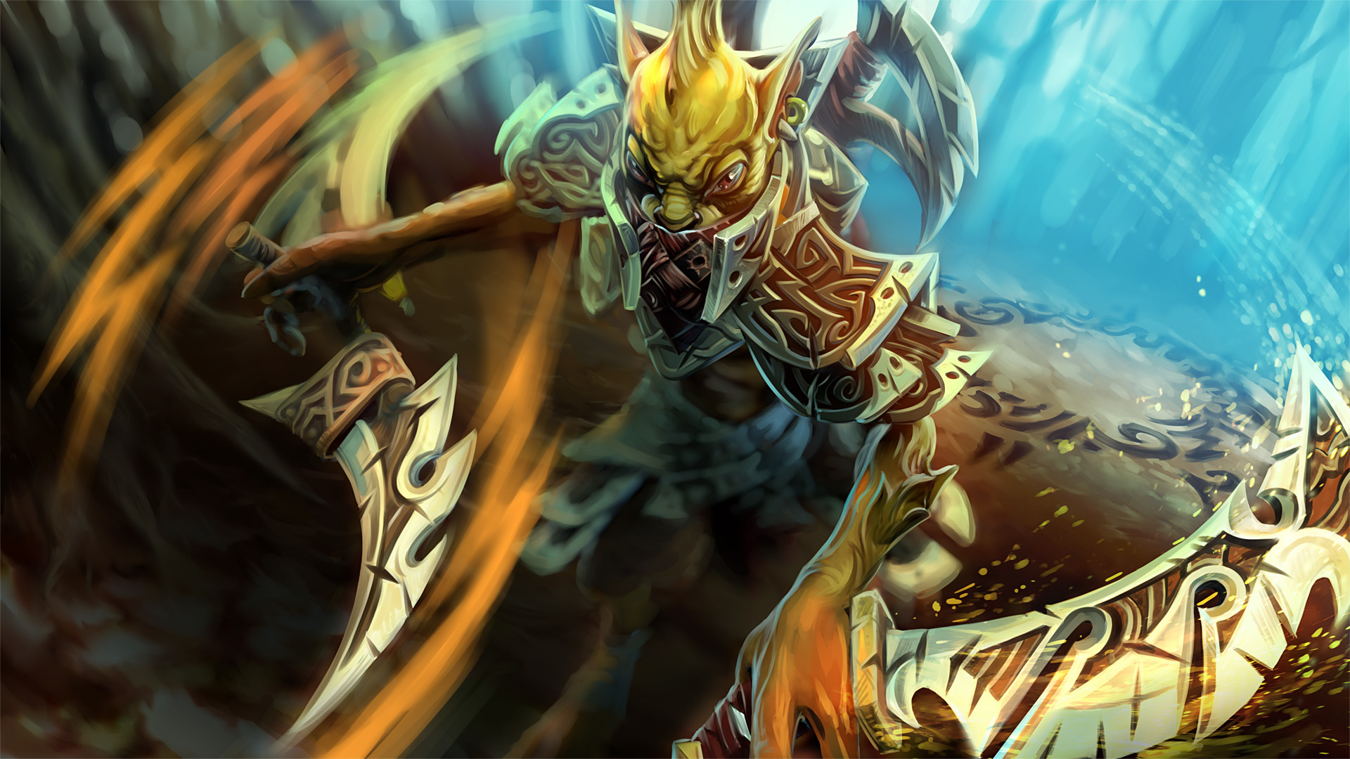 bounty hunter wallpapers dota 2 hd wallpapers 2 graphictofu