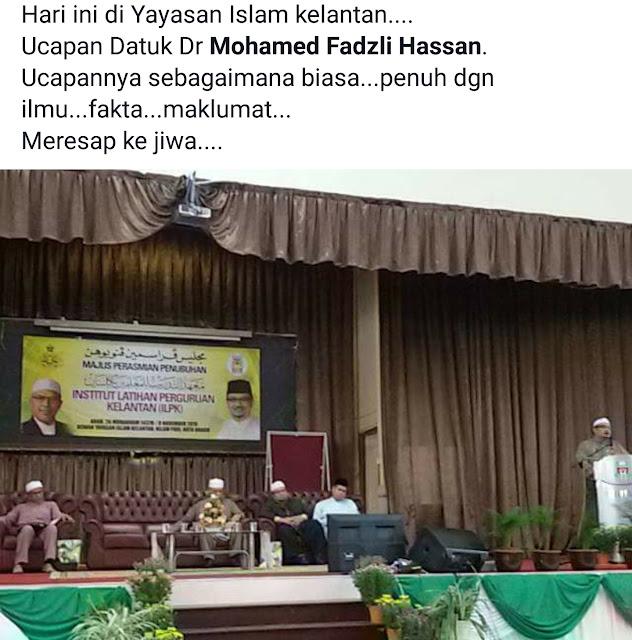 Pelapis Kepimpinan Pas Kelantan