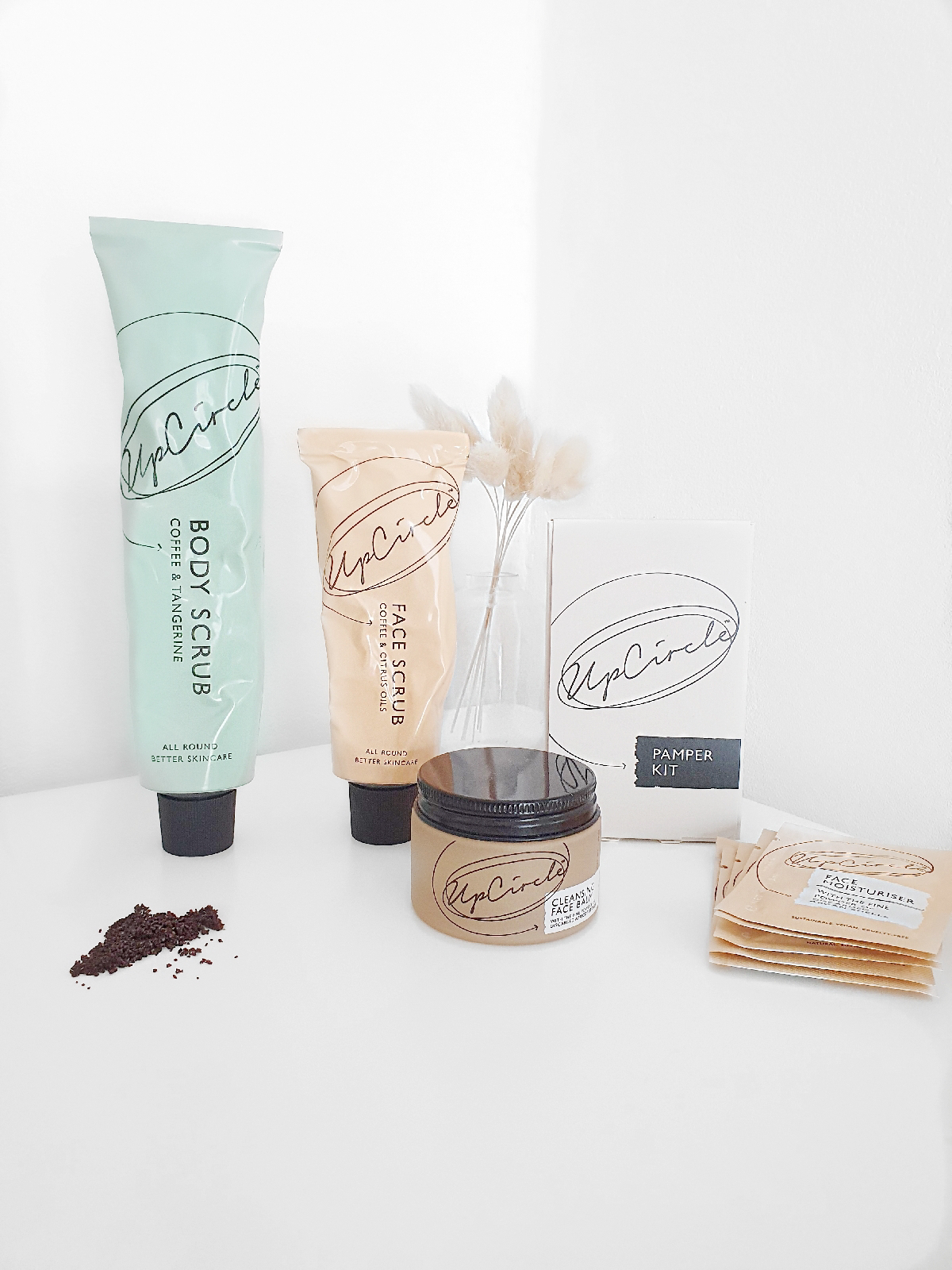 My First Impressions: UpCircle Beauty