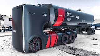Audi's future truck is mind-blowing