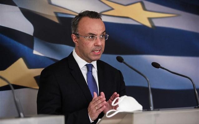 Χρ. Σταϊκούρας: 15 δισ. ευρώ φέτος τα μέτρα στήριξης - 39 δισ. στη διετία