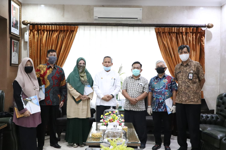 PJ Walikota Tunjuk Sejumlah Sekdis Menjadi Plt Kepala Dinas