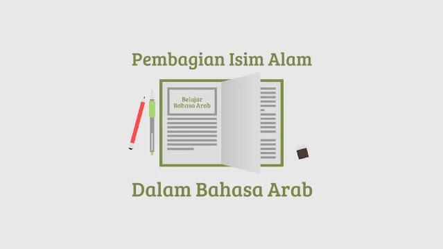 Cara Pembagian Isim Alam dalam Bahasa Arab dengan Mudah