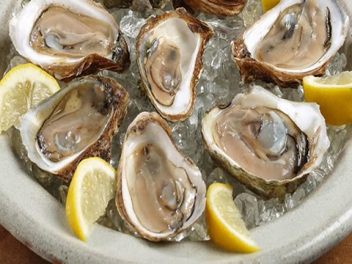 Hot Oysters on the Half Shell
