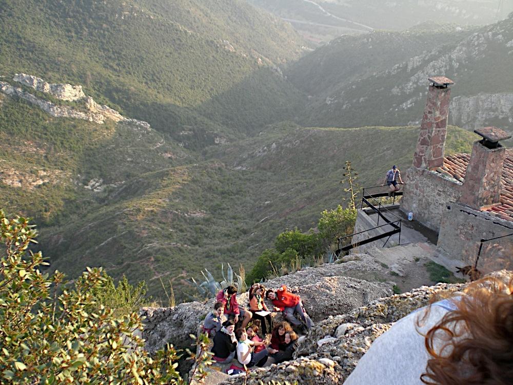 Sortida Sant Salvador de les espasses 2006 - CIMG8301.JPG