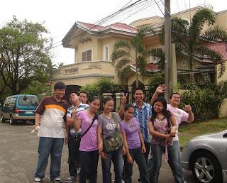 February 7: Jansen Ang's Residence