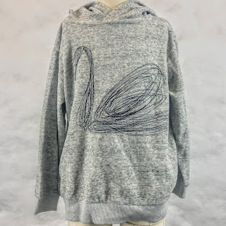 *SALE* Stella McCartney 8yrs. Swan Hoodie