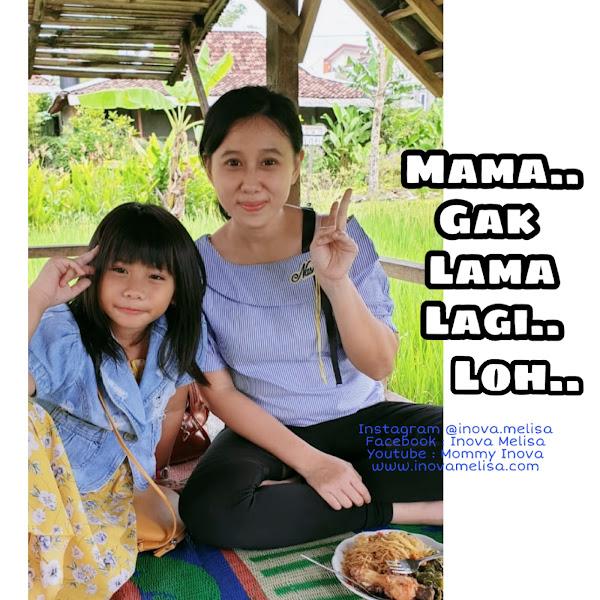 Motivasi Mama : Mama dan Sahabat Ciliknya..