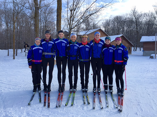 Mound Park Academy skiers ready to hit the trails Saturday morning