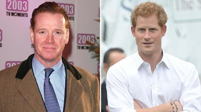 Why many still believe Prince Charles isn't Prince Harry's real father