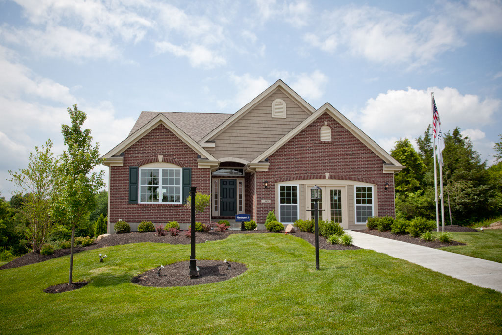 New home builder floor plans and home designs available for Home plans ohio