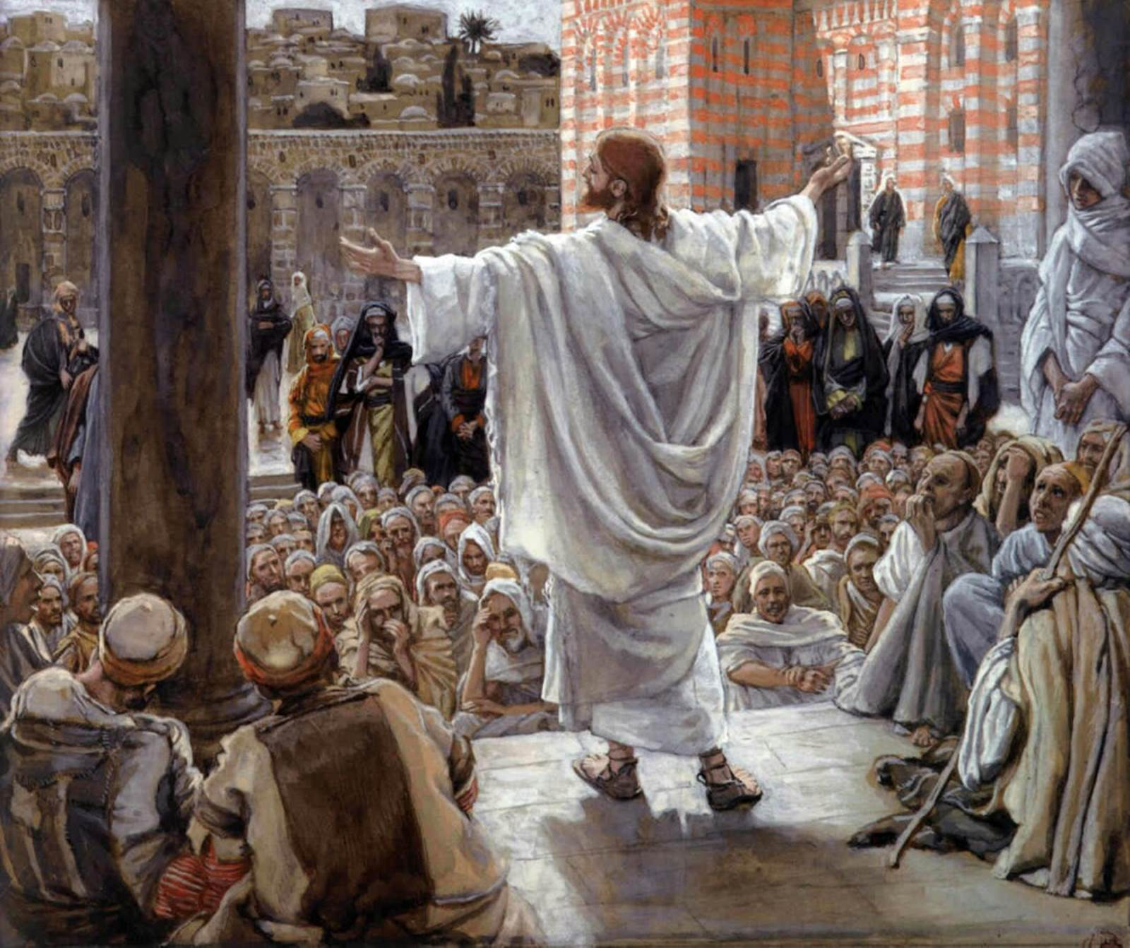 Đức Giêsu về quê (31.7.2020 – Thứ Sáu Tuần 17 TN - Thánh Ignatiô Loyôla, linh mục)