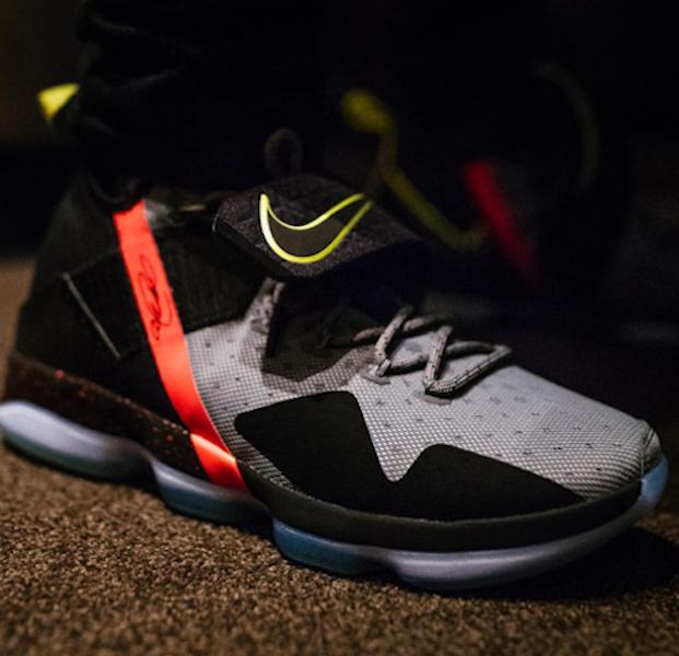 7c16935a0fa Coming Soon Nike LeBron 14 Out of Nowhere aka Xmas .