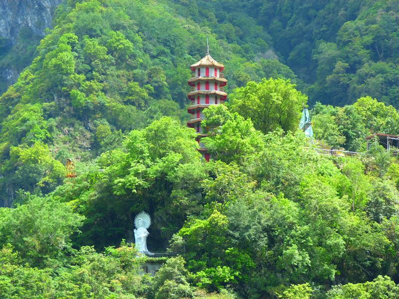 TAIWAN. Weekend Randonnée, Taipei à  Hehuanshan en passant par Puli, retour par les gorges de Taroko - P1290017.JPG