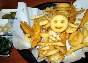 happy basket of happy fries!