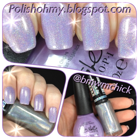 Nicole by OPI 'One Big Happy Fame-Ily' + Hits Specialita 'Hefesto'