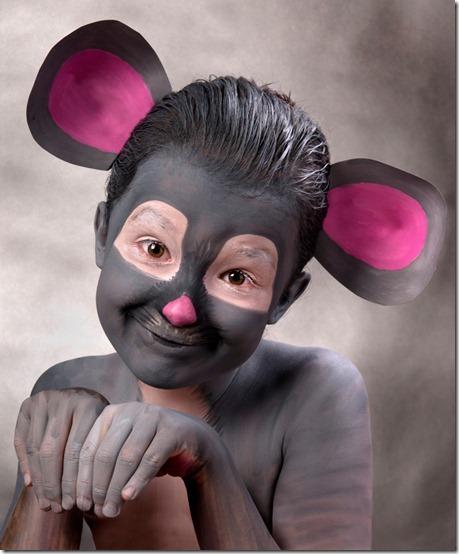 maquillajes infantiles de  blog bestphoto jpg (4)