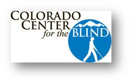 Colorado Center for the Blind logo