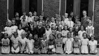 Groeneweg, Sjaak Vreewijkschool 1944.jpg