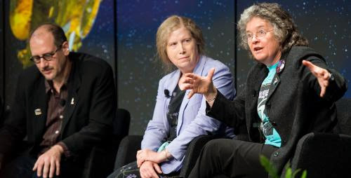 Pluto Is A Planet Panel Says