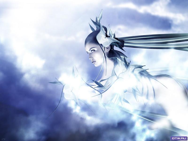 Snow Wind Undine, Fairies 1