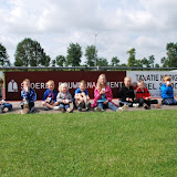 Afsluitende training en picknick Kleuters, 23-06-2012