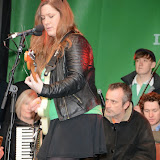 OIC - ENTSIMAGES.COM - Sinead Egan and The Mulkere Academy of Music  at St Patrick's Day Parade and Festival 2015 in London Photo Mobis Photos/OIC 0203 174 1069