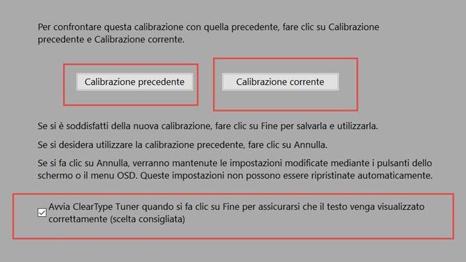 calibrazione-corrente-precedente