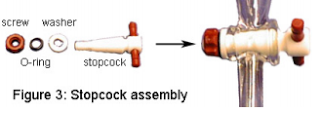 Stop cock assembly