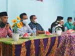 Pemerintah Desa Pulau Birandang  Dan PT.Air Kampar (Ahwa) Membagikan Sembako Kepada Warga Kurang Mampu