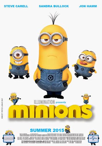 Minions (2015) มินเนี่ยน