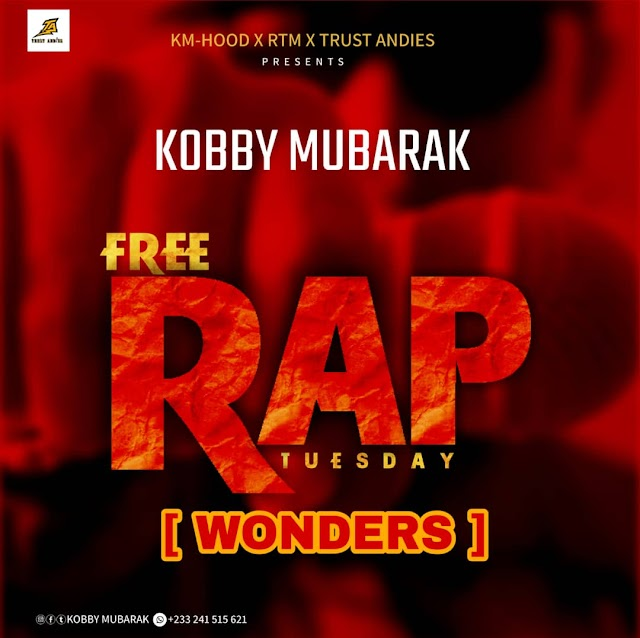 Kobby-Mubarak-[ WONDERS ]-Mixed By Big Jay.