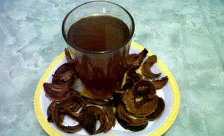 herbal teh kulit manggis