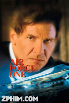 Không Lực Một - Air Force One (1997) Poster