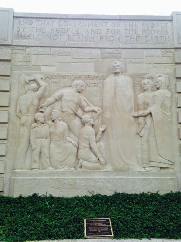 Potus Historical Sites Abraham Lincoln