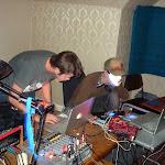 2 Jags Haloween House Party wiv d homeless artists housing association 29 October 2005, photos Jam G